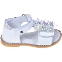Topánky Deti Sandále Melania ME8009B9E.A Biely