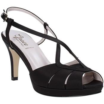 Topánky Ženy Sandále Grace Shoes 738E008 čierna