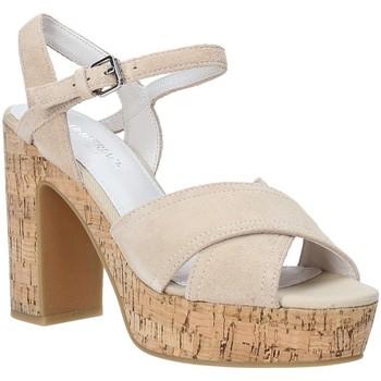 Topánky Ženy Sandále Lumberjack SW39906 002 A01 Béžová