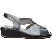 Topánky Ženy Sandále Grunland SA1412 Šedá