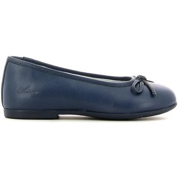 Topánky Dievčatá Balerínky a babies Chicco 01055494 Modrá