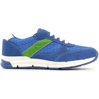 Topánky Deti Nízke tenisky Crazy MK6020F6E.C Modrá