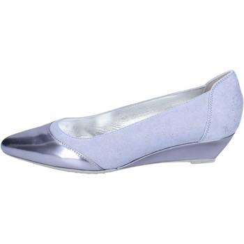 Topánky Ženy Balerínky a babies Hogan BK686 Modrá