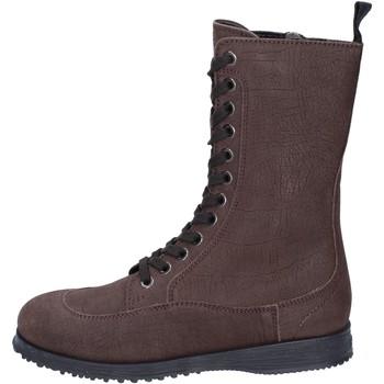 Topánky Ženy Čižmičky Hogan BK691 Hnedá