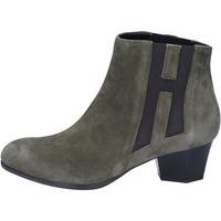 Topánky Ženy Čižmičky Hogan BK698 Zelená