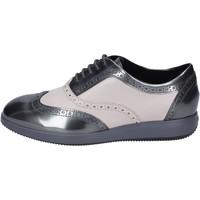 Topánky Ženy Richelieu Hogan Klasický BK703 Šedá