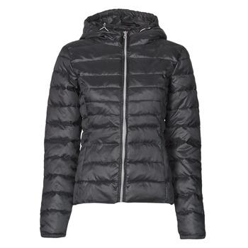 Oblečenie Ženy Vyteplené bundy Only ONLTAHINI Čierna