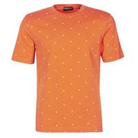 Oblečenie Muži Tričká s krátkym rukávom Scotch & Soda 160854 Červená