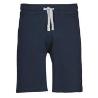 Oblečenie Muži Šortky a bermudy U.S Polo Assn. TRICOLOR SHORT FLEECE Modrá
