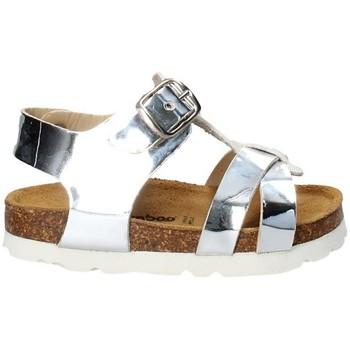Topánky Dievčatá Sandále Bamboo BAM-215 Šedá