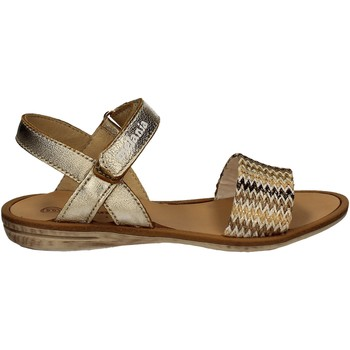 Topánky Dievčatá Sandále Melania ME4074D7E.E žltá