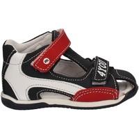 Topánky Deti Sandále Melania ME0809A7E.A Modrá