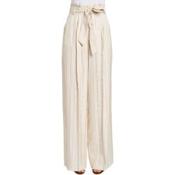 Oblečenie Ženy Padavé nohavice Gaudi 011FD25029 Béžová