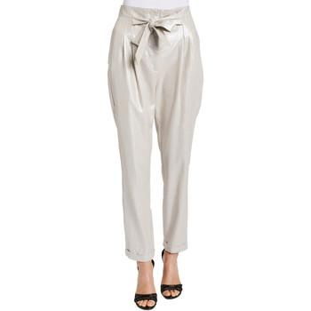 Oblečenie Ženy Nohavice Gaudi 011FD25031 Šedá