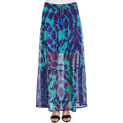 Oblečenie Ženy Sukňa Gaudi 011FD75003 Fialový