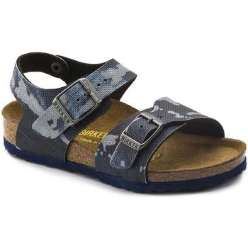 Topánky Chlapci Sandále Birkenstock 1004917 Modrá