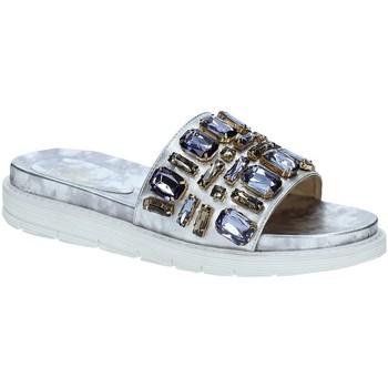Topánky Ženy športové šľapky Byblos Blu 672101 Šedá