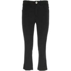 Oblečenie Ženy Nohavice 7/8 a 3/4 NeroGiardini P960610D čierna