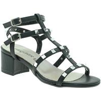Topánky Ženy Sandále Pregunta IL68085-BB čierna