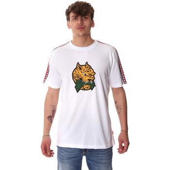 Oblečenie Muži Tričká s krátkym rukávom Sprayground 20SP032WHT Biely