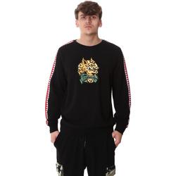 Oblečenie Muži Mikiny Sprayground 20SP024BLK čierna