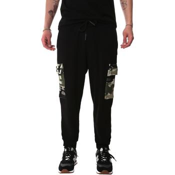 Oblečenie Muži Nohavice Cargo Sprayground 20SP017 čierna