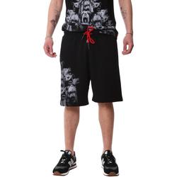 Oblečenie Muži Šortky a bermudy Sprayground 20SP031 čierna