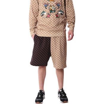 Oblečenie Muži Šortky a bermudy Sprayground 20SP029 Hnedá