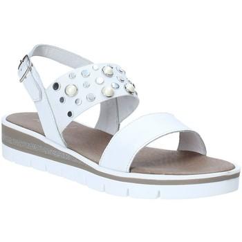 Topánky Ženy Sandále Jeiday 3867 Biely