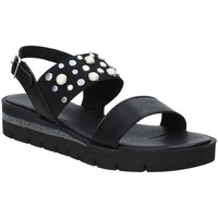 Topánky Ženy Sandále Jeiday 3867 čierna