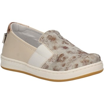 Topánky Dievčatá Slip-on Melania ME2107D7E.C Biely