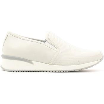 Topánky Ženy Slip-on Keys 5217 Biely