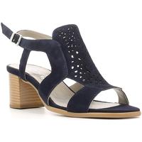 Topánky Ženy Sandále Keys 5414 Modrá