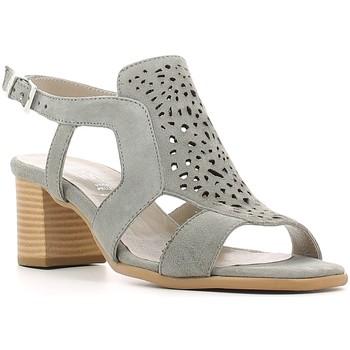 Topánky Ženy Sandále Keys 5414 Šedá