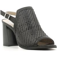 Topánky Ženy Sandále Keys 5427 čierna