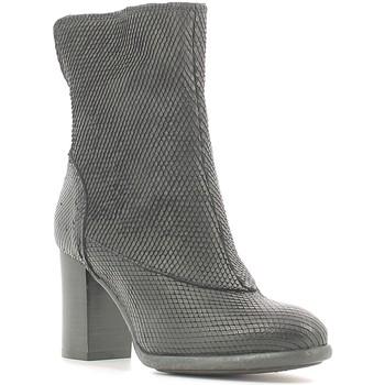 Topánky Ženy Čižmičky Fabbrica Dei Colli UP 2 216 čierna