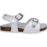 Topánky Dievčatá Sandále Melania ME4070D7E.A Biely