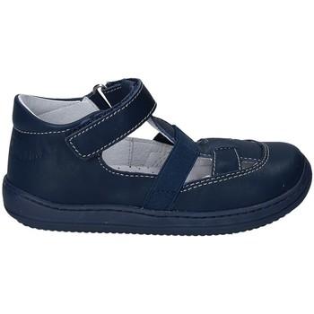 Topánky Deti Sandále Naturino 2012164-01-9102 Modrá