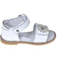 Topánky Dievčatá Sandále Melania ME8038B9E.C Biely