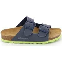 Topánky Deti Šľapky Grunland CB1537 Modrá