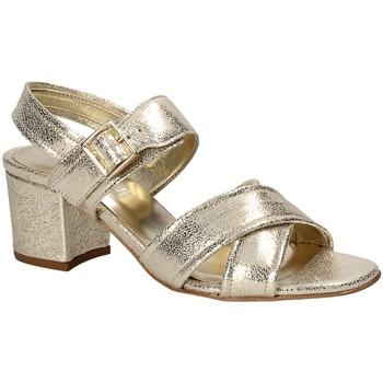 Topánky Ženy Sandále Keys 5717 žltá