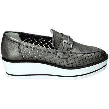 Topánky Ženy Mokasíny IgI&CO 3152366 čierna