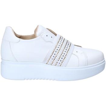 Topánky Ženy Nízke tenisky Exton E05 Biely