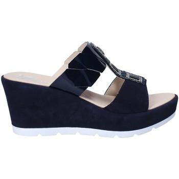 Topánky Ženy Šľapky Susimoda 163797 Modrá