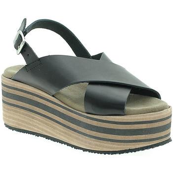 Topánky Ženy Sandále Pregunta IBH5803 čierna