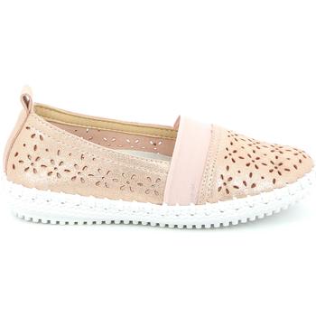 Topánky Dievčatá Balerínky a babies Grunland SC4426 Ružová