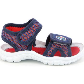 Topánky Deti Sandále Grunland PS0016 Modrá