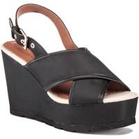 Topánky Ženy Sandále Lumberjack SW57906 001 M14 čierna
