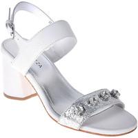 Topánky Ženy Sandále Apepazza PRS04 Biely