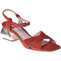 Topánky Ženy Sandále Café Noir ME571 Červená